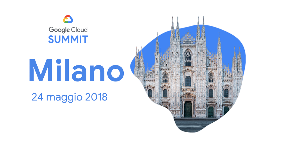 Google summit Milan