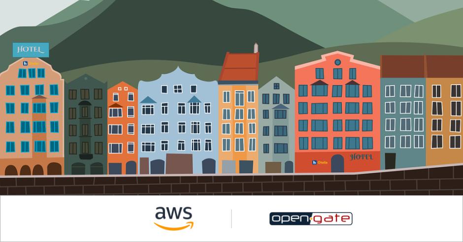 AWS e Open Gate per Otelia (5)