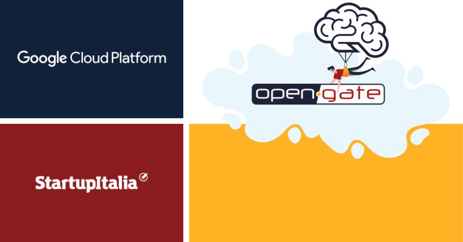 OpenGate e StartupItalia per Google Cloud Platform